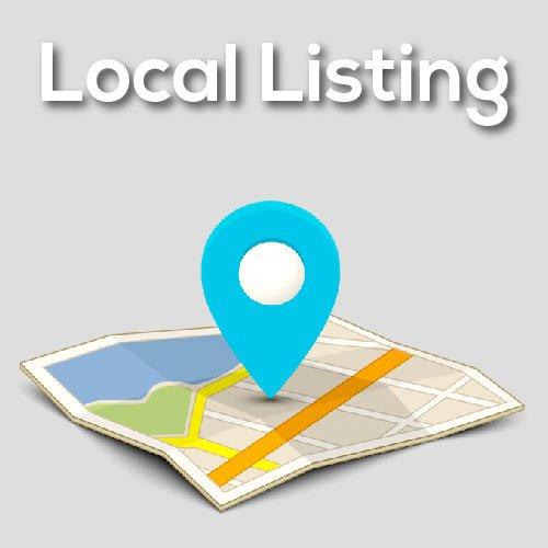 Local Listing wth Jindy Web Design