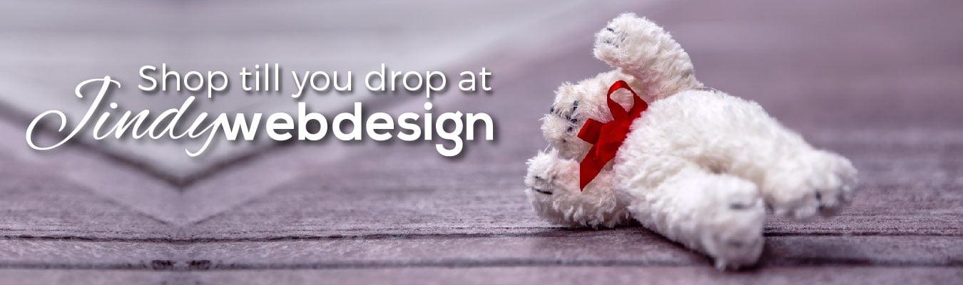 Online Store Jindy Web Design