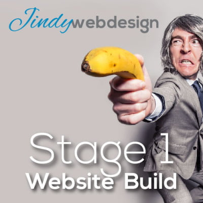 Stage 1 Website Build
